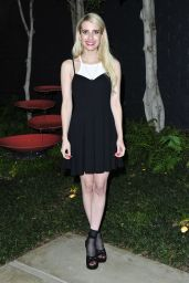 Emma Roberts - AerieREAL Campaign Launch Dinner in Los Angeles