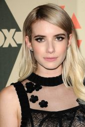 Emma Roberts - Fox/FX Summer 2015 TCA Party in West Hollywood
