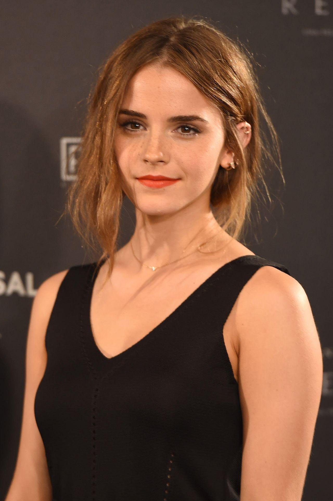 Emma Watson - 'Regression' Photocall at Villamagna Hotel ... Emma Watson