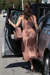 Emmy Rossum Style - Out in Beverly Hills, August 2015