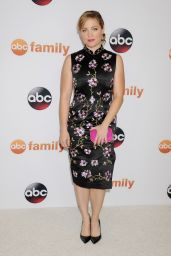 Erika Christensen - Disney ABC 2015 Summer TCA Tour in Beverly Hills