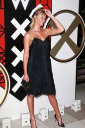 Erin Heatherton - All Aboard! W Hotels Toasts The Upcoming Opening Of W Amsterdam in NYC