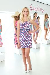 Erin Heatherton - LILLY PULITZER Resort 2015 Presentation in New York City