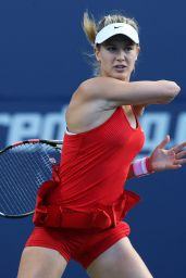 Eugenie Bouchard – 2015 Rogers Cup in Toronto, 1st Round