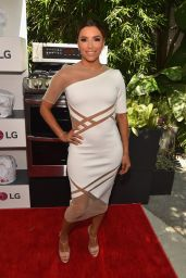 Eva Longoria - LG Electronics LG Fam To Table Series in Culver City, August 2015