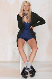 Farah Holt - Nasty Gal Collection 2015