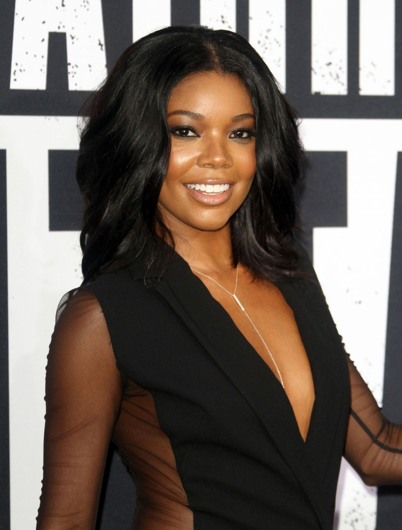 gabrielle union height