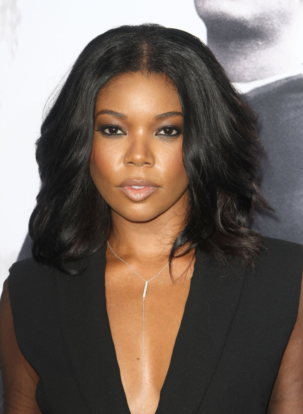 Gabrielle Union Covers Hype Hair Magazine S March 2015 Issue: 'Straight Outta Compton' Premiere In Los