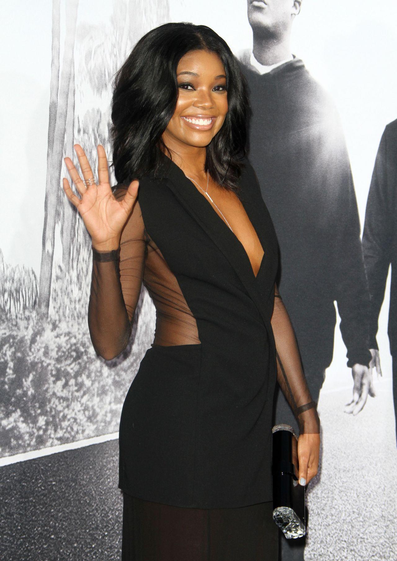Gabrielle Union Straight Outta Compton Premiere In Los