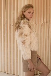 Gemma Ward - Photoshoot for Russh Magazine Aug/Sept 2015