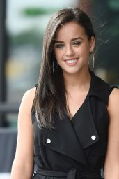 Georgia May Foote – BBC Breakfast in London, August 2015