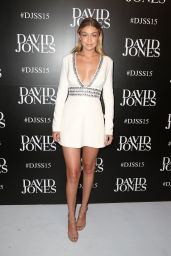 Gigi Hadid - David Jones Spring Summer 2015 Fashion Launch in Sydney