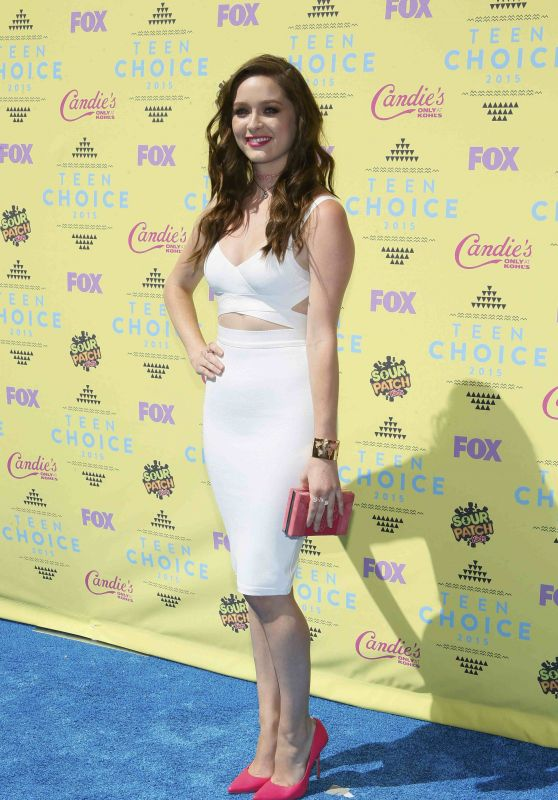 Greer Grammer - 2015 Teen Choice Awards in Los Angeles