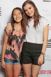 Hailee Steinfeld - Meet & Greet at Lucky Strike, New York City, August 2015
