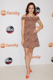 Haley Ramm – Disney ABC 2015 Summer TCA Tour in Beverly Hills