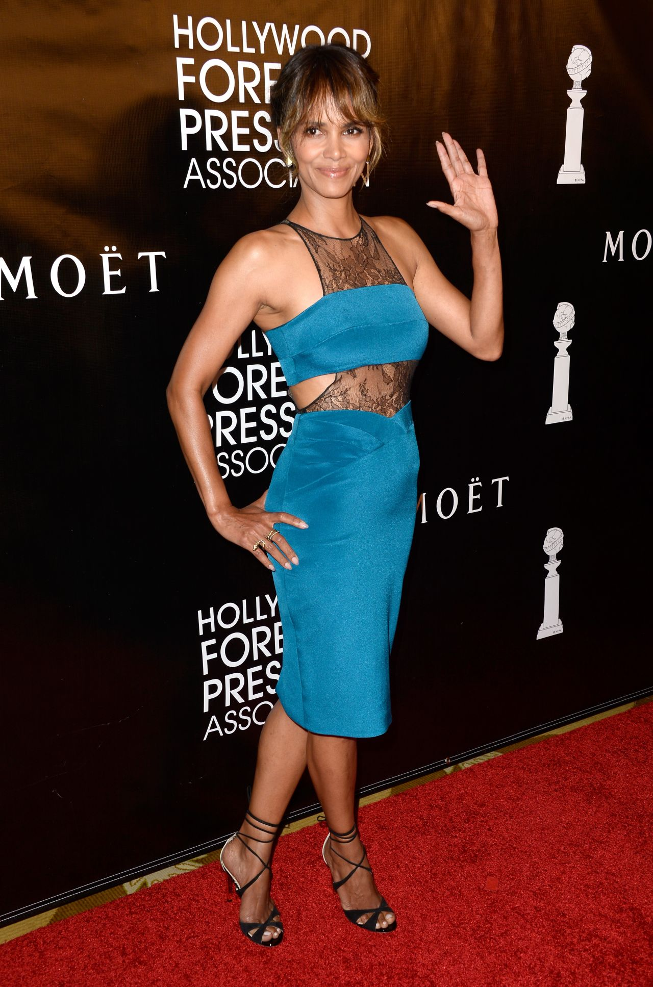 Halle Berry 2015 Hollywood Foreign Press Association