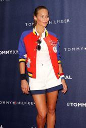 Hannah Davis – Tommy Hilfiger and Rafael Nadal Launch Global Brand Ambassadorship in New York City, August 2015