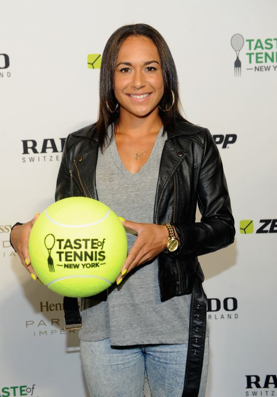 Heather Watson - 2015 Taste of Tennis Gala in New York City