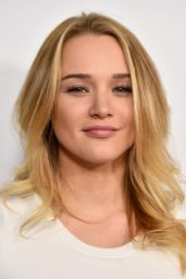 Hunter Haley King - Television Academy Cocktail Reception in Beverly Hills, August 2015