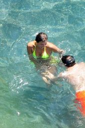 Irina Shayk with Bradley Cooper on Vacation in Amalfi Coast, August 2015