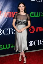 Isabelle Fuhrman - 2015 Showtime, CBS & The CW