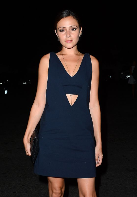 Italia Ricci – Just Jared's Way To Wonderland in West Hollywood, August 2015