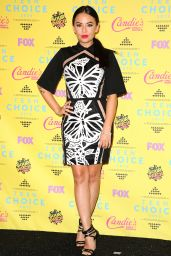 Janel Parrish - 2015 Teen Choice Awards in Los Angeles
