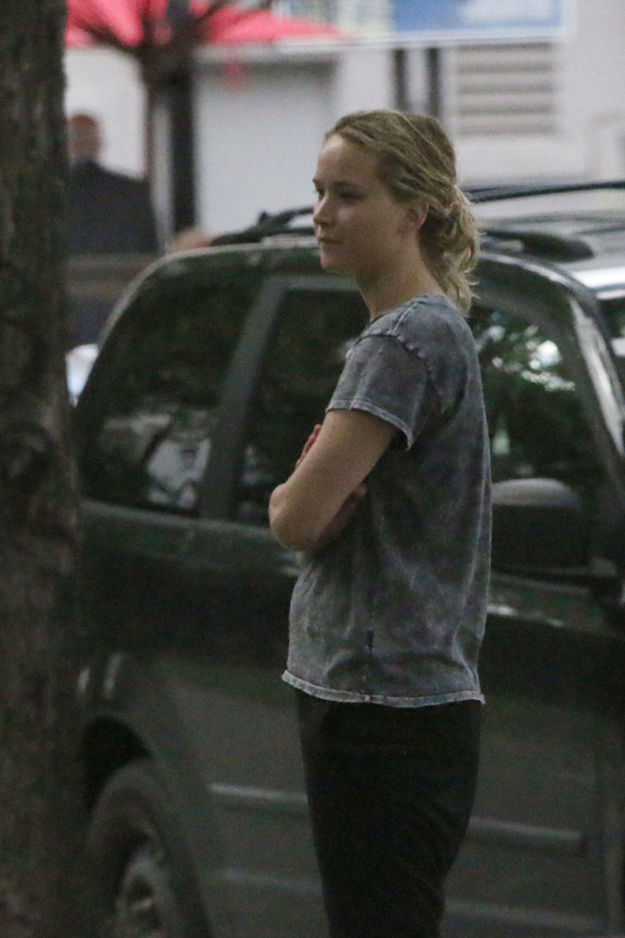 Jennifer Lawrence Out In Montreal August 2015