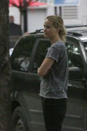 Jennifer Lawrence Out in Montreal, August 2015