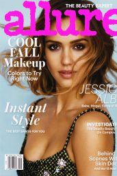 Jessica Alba - Allure Magazine September 2015 Issue