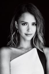Jessica Alba - WWD Magazine August 2015