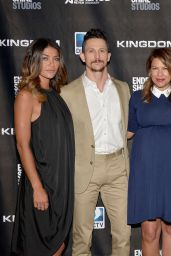 Jessica Szohr – DIRECTV Presents Season 2 Of 'KINGDOM' at 2015 TCA Summer Press Tour in Beverly Hills
