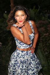 Jessica Szohr – StyleWatch x Revolve Fall 2015 Fashion Party in NYC