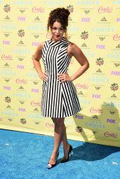 Jordin Sparks - 2015 Teen Choice Awards in Los Angeles