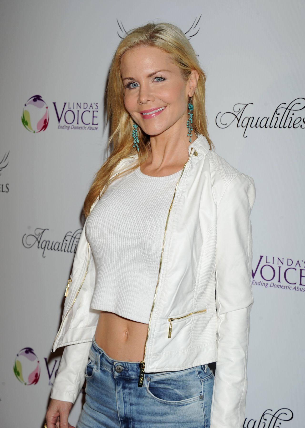 Josie Davis - BBQ and Bikinis Benefit Hosted by Linda\'s Voice at Mr ...