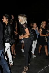 Julianne Hough at the Taylor Swift Concert in LA, August 2015