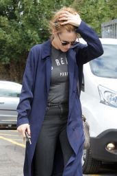 Kara Tointon - Out in North London, July 2015