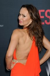 Karina Smirnoff - No Escape Premiere in Los Angeles