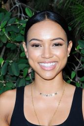 Karrueche Tran - 2015 AVC Celebrity Flag Football Game in Los Angeles