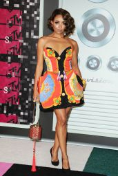 Kat Graham – 2015 MTV Video Music Awards at Microsoft Theater in Los Angeles