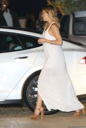 Kate Hudson Night Out Style - Nobu Restaurant in LA, August 2015