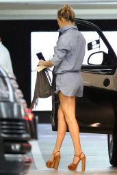 Kate Hudson - Out in Beverly Hills, August 2015