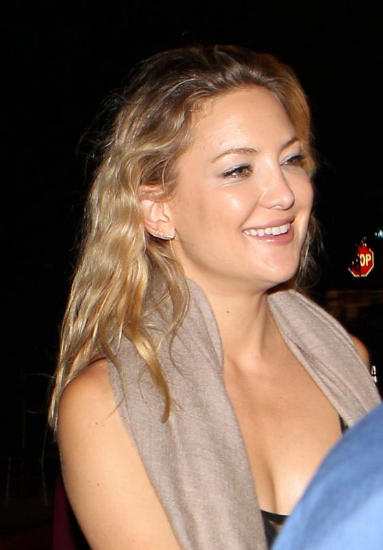 Kate Hudson - Out in LA, August 2015