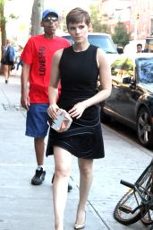 Kate Mara Out in New York City, August 2015