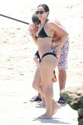 Katharine McPhee Hot in Bikini - at a Beach in Mexico, July 2015
