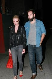 Katherine Heigl at Hotel Cafe in Los Angeles, August 2015