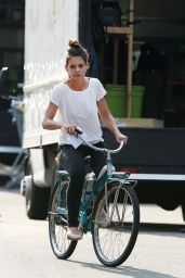 Katie Holmes on the Set of All We Had in NYC, August 2015