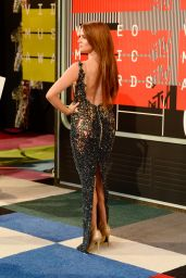 Katie Stevens – 2015 MTV Video Music Awards at Microsoft Theater in Los Angeles