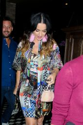 Katy Perry Leaving Craigs Restaurant in West Hollywood, August 2015