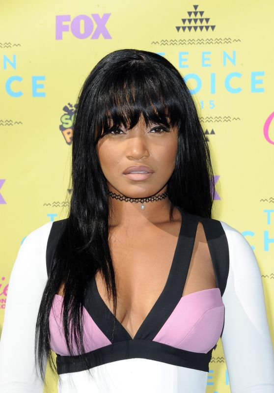 Keke Palmer – 2015 Teen Choice Awards in Los Angeles